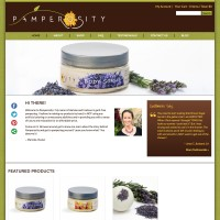 Pamperosity - Handmade Bath & Body Products.